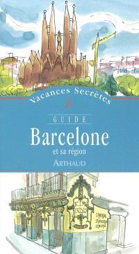 Barcelone et sa région