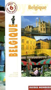Belgique : Bruxelles, Gand, Bruges