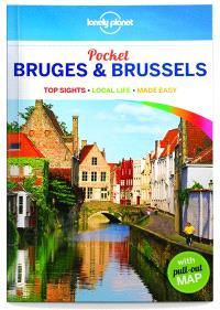 Pocket Bruges & Brussels : top sights, local life, made easy