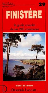 Finistère : histoire, géographie, nature, arts