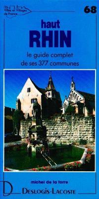Haut-Rhin : histoire, géographie, nature, arts