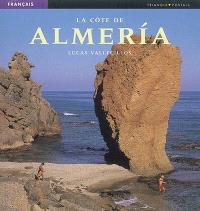La côte de Almeria