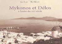Mykonos et Délos à l'aube du XXe siècle