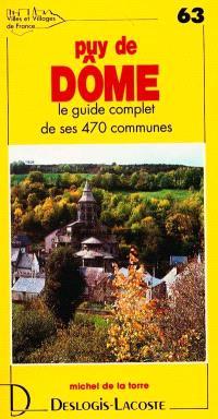 Puy-de-Dôme : histoire, géographie, nature, arts