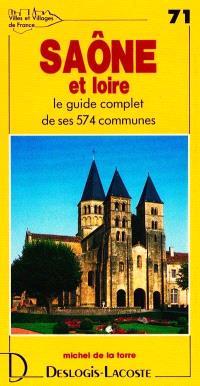Saône-et-Loire : histoire, géographie, nature, arts