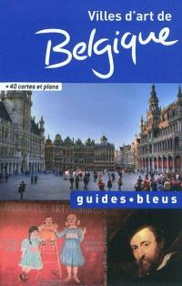 Villes d'art de Belgique