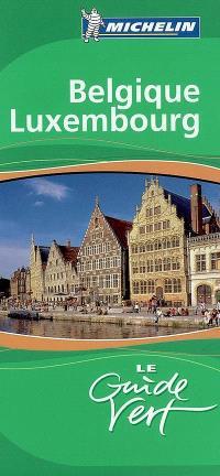 Belgique, grand-duché de Luxembourg