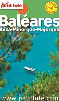 Baléares : Ibiza, Minorque, Majorque : 2014