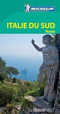 Italie du Sud, Rome, excursions en Sicile