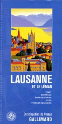 Lausanne et le Léman