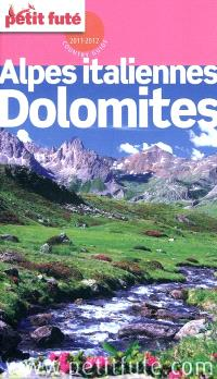 Alpes italiennes et Dolomites : 2011-2012