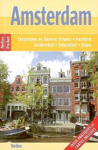 Amsterdam : excursions au Zaanse Schans, Haarlem, Keukenhof, Volendam, Edam