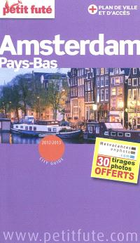Amsterdam, Pays-Bas : 2012-2013
