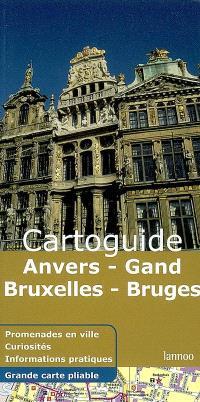 Anvers-Gand-Bruxelles-Bruges