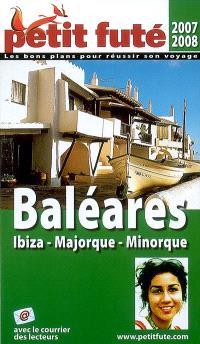 Baléares : Ibiza, Majorque, Minorque : 2007-2008