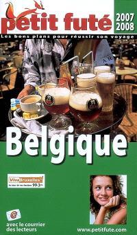 Belgique : 2007-2008
