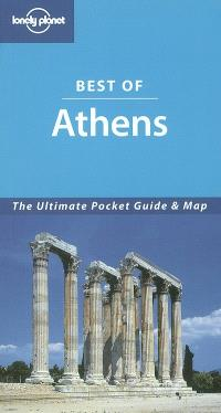 Best of Athens : the ultimate pocket guide and map