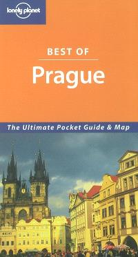 Best of Prague : the ultimate pocket guide and map