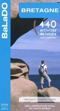 Bretagne : 440 activités de loisirs 100% testées