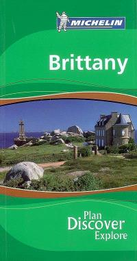 Brittany : plan discover explore