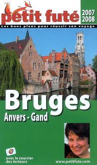 Bruges, Anvers, Gand : 2007-2008