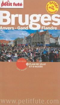 Bruges, Anvers, Gand, Flandre : 2013-2014