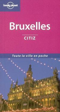 Bruxelles : toute la ville en poche