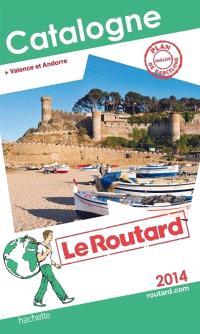 Catalogne : + Valence et Andorre : 2014