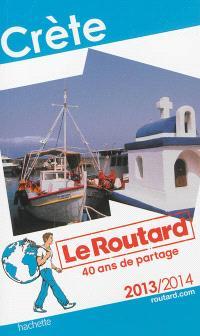 Crète : 2013-2014