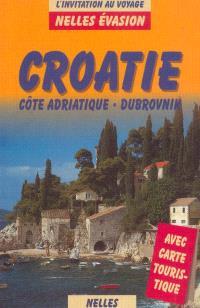 Croatie : côte adriatique, Dubrovnik