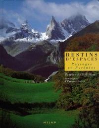 Destin d'espaces : paysages en Pyrénées