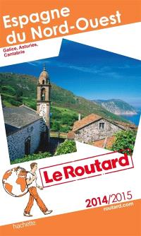 Espagne du Nord-Ouest : Galice, Asturies, Cantabrie : 2014-2015
