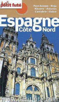 Espagne, Côte nord