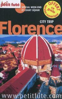 Florence : spécial week-end et court séjour : 2012-2013