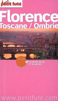 Florence, Toscane, Ombrie : 2009-2010