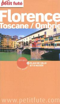 Florence, Toscane, Ombrie : 2011-2012