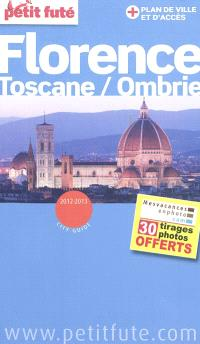 Florence, Toscane, Ombrie : 2012-2013