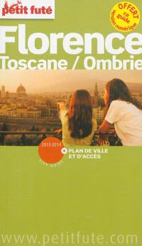 Florence, Toscane, Ombrie : 2013-2014