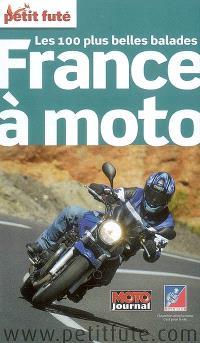 France à moto, les 100 plus belles balades : 2008 : 20 nouveaux circuits, spécial escapades en Belgique et Suisse