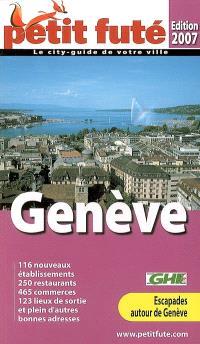 Genève : 2007