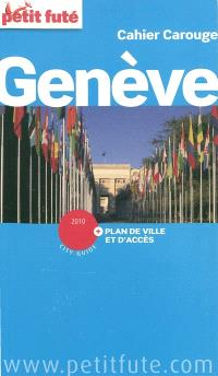 Genève : 2010 : cahier Carouge