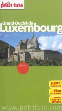 Grand-duché de Luxembourg : 2014-2015