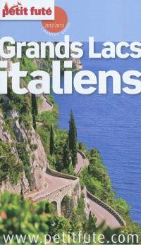 Grands lacs italiens : 2012-2013