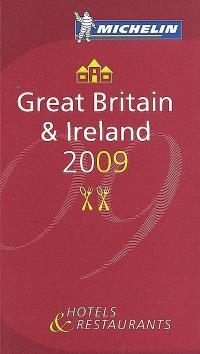 Great Britain & Ireland 2009 : hotels & restaurants