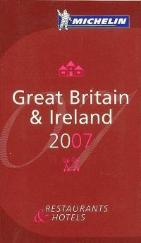 Great Britain and Ireland 2007 : hotels & restaurants