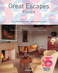 Great escapes : Europe