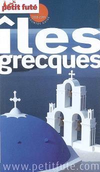 Iles grecques : 2008-2009