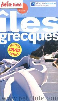 Iles grecques : 2010-2011