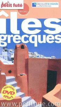 Iles grecques : 2011-2012