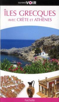 Iles grecques (avec Crète et Athènes)